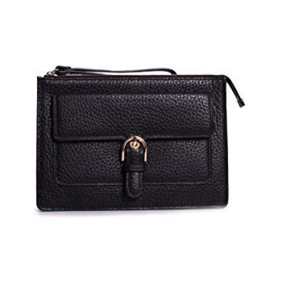 61647e7ed29db3 MICHAEL Michael Kors Bags | Michael Kors Cooper Leather Black ...